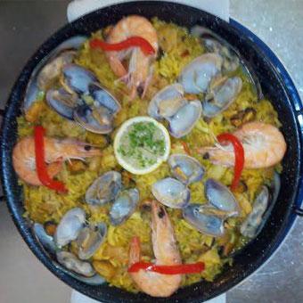 Paella de Masrisco